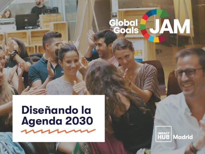 Llegan a España los Global Goals Jam